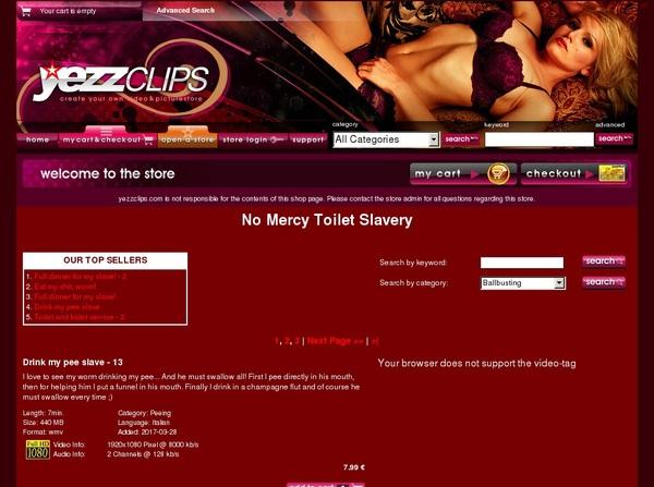 Discount No Mercy Toilet Slave Trial