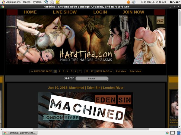 Free Hard Tied Trial Discount