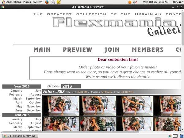 Collection Flex Mania Premium Discount