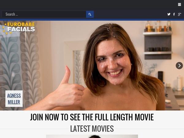 Eurobabefacials.com Discount Id