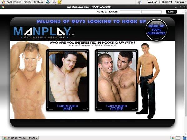 Login For Manplay.com