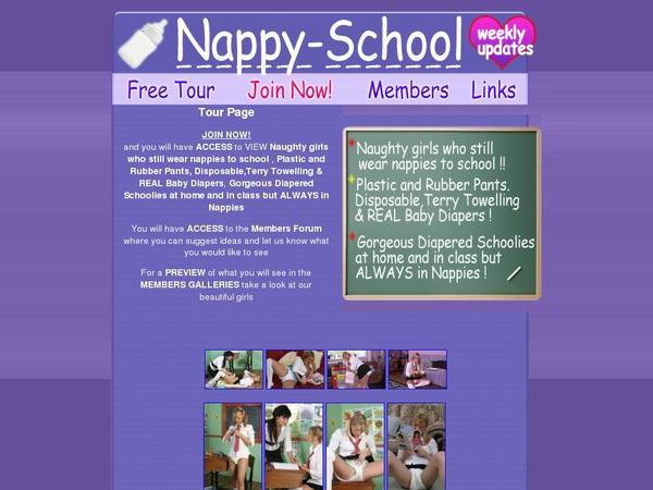 Nappyschool Coupon