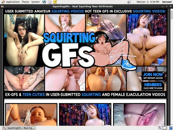 Squirtinggfs Free Trial Option