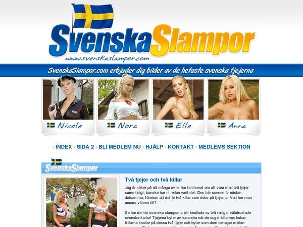 Svenskaslampor.com Hd Porn