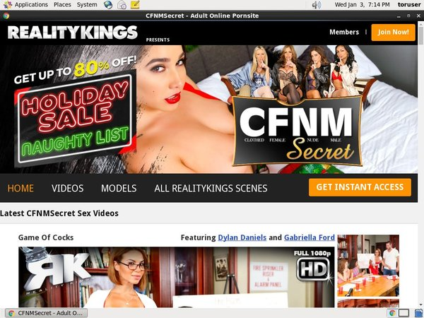 Acc For CFNM Secret