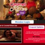 Caramel Kitten Live .com