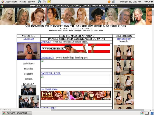 Danish Strippers Recent
