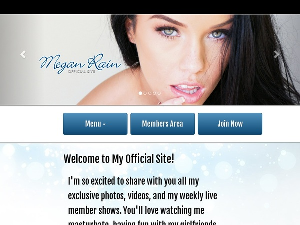 Megan Rain Discount Porn