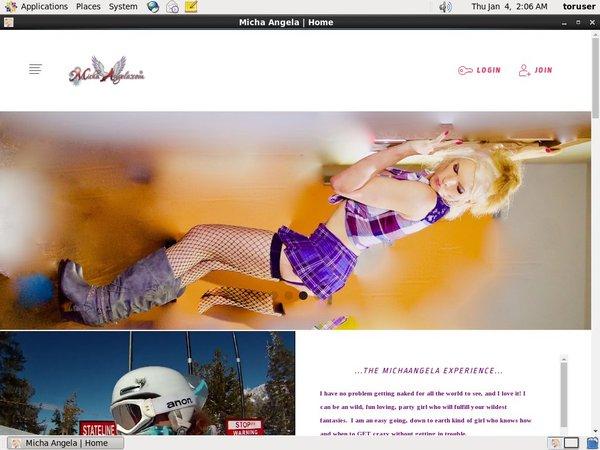 Michaangela.com Passworter