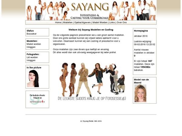 Sayang Modellen Discount Limited