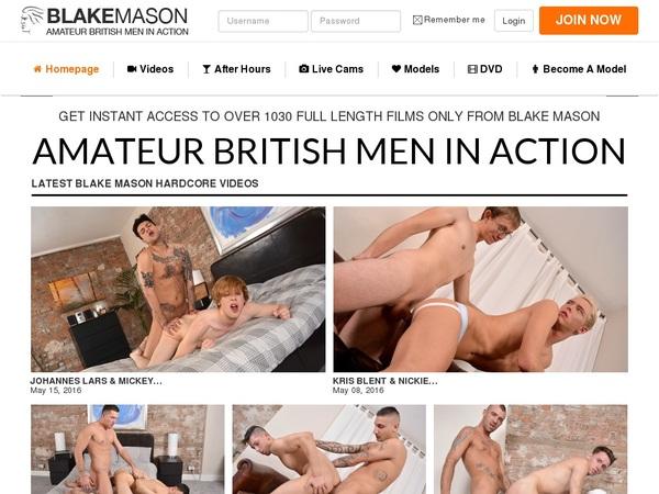 Blakemason Free Video