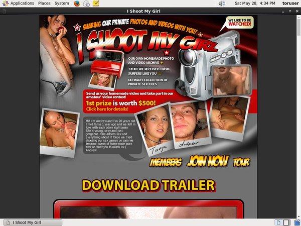 Ishootmygirl.compassword Free