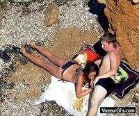 Voyeurgfs beach porn