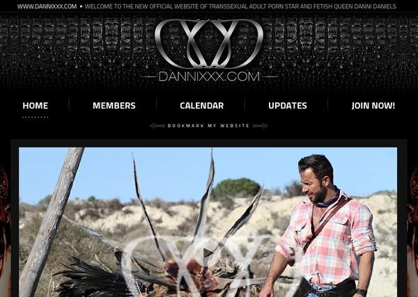 XXX Danni Free Membership